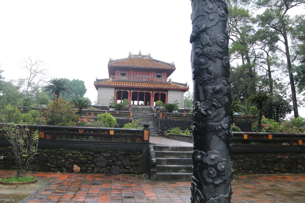 Royal Tomb of Minh Mang