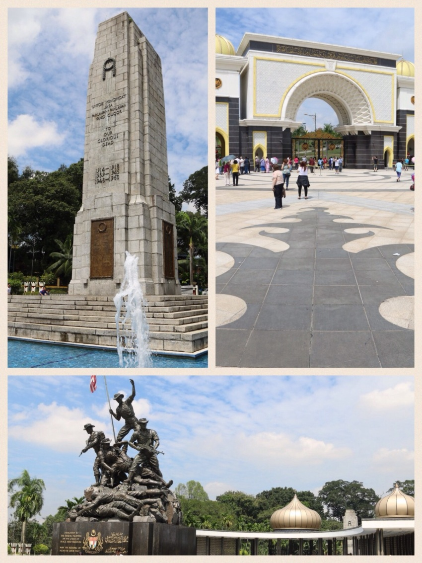 National Monument and Royal Palace