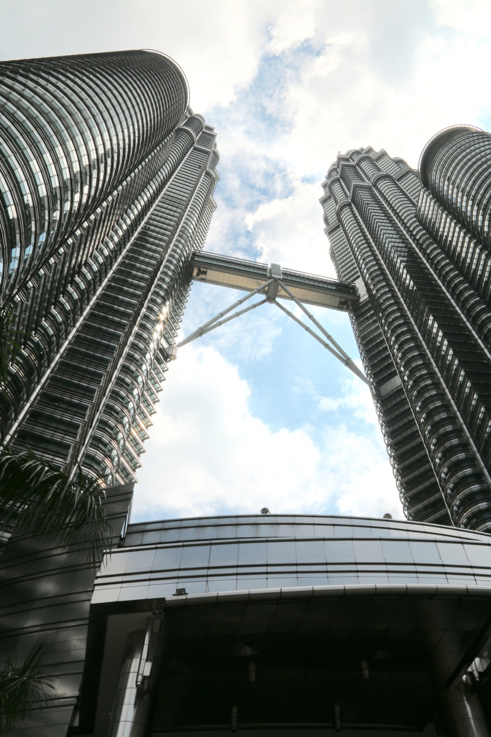 The iconic Petronas Twin Towers