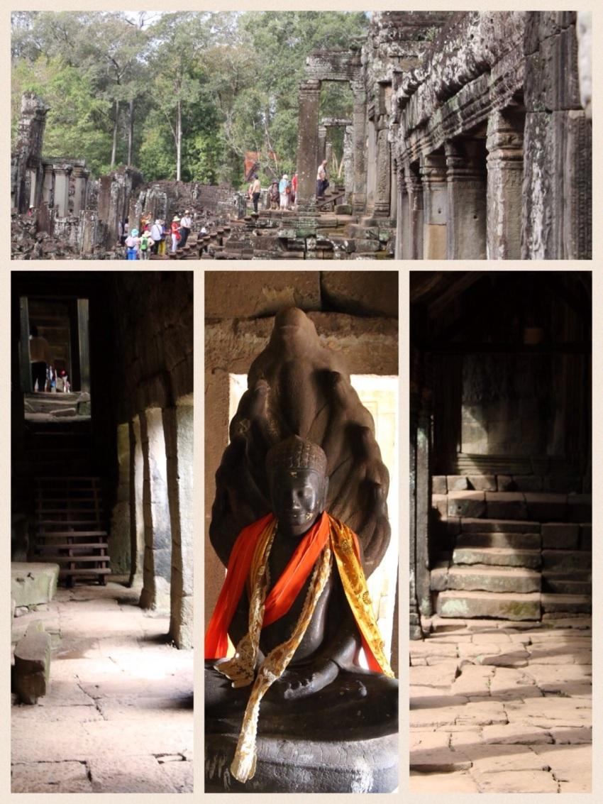 Angkor Thom and Ta Prohm